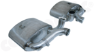 Sport Rear Silencer Set-Without integrated Exhaust Flaps