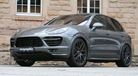 """performance17 22""""-Wheel and tyre set for 958 Cayenne"""