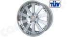 """I-10 Wheel 21""""-I-10 Wheel in 10 spoked design - 8.0""""x21"""" to 12.5""""x21"""" Detailed Product Information..."""
