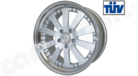 """I-10 Wheel 22""""-I-10 Wheel in 10 spoked design - 8.0""""x22"""" to 12.0""""x22"""" Detailed Product Information..."""