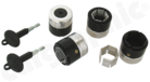 Wheel Accessories-A choice of aesthetic and useful additions for your CARGRAPHIC wheel set
