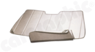 Heat Shield-Efficient protection aginst heat inside the vehicle.