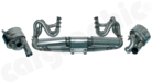 Race Exhaust System-DMSB / Sportscup homologated