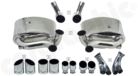 Sport Tailpipe Sets-Available in different Versions