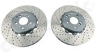 Sport Brake Disc Kits -For several Mercedes Benz Models