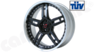 """GT-R Wheel 21""""-GT-R Wheel in a distinctive 5-double spoked design 8.0""""x21"""" to 12.5""""x21"""" Detailed Product Information"""