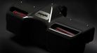 Highflow Airbox for <BR> Porsche 997GT3/GT3RS 3,6L & 3,8L-Born on the track - approved for the road