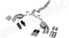 New Exhaust Systems for Porsche Macan-for all models with petrol engines:<br> 2,0l R4, S 3,0l V6 and Turbo 3,6l V6
