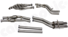 Full Sport Exhaust System-GROUP A MOTORSPORT <br> for BMW M3 E36 3.2l