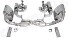 Sport Exhaust System N-GTX CATLESS <BR> with Heating-Without integrated Exhaust Flaps