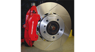 Girodisc Front Axle Rotor Set-- 350mm / slotted<BR> - only for Models with PCCB<BR> - to be used with OEM / factory Brake Calipers