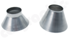Catalytic converter cones-Stainless steel - various sizes